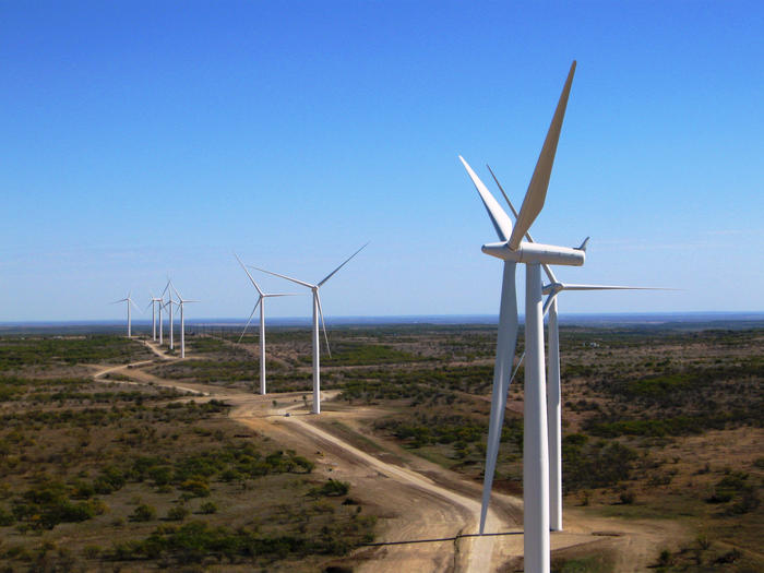 Hackberry Wind Farm