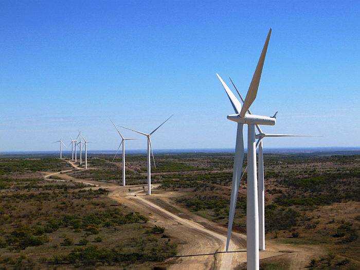 Hackberry Wind Farm